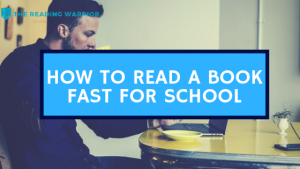 How To Read A Book Fast For School