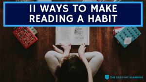 make reading a habit