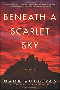 Kindle Review - Beneath a Scarlet Sky