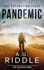 Kindle Review - Pandemic, the Extinction Files, Book 1
