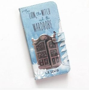 perfect gift for book lovers - Book Cover Phone Case