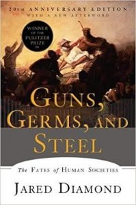 Best Books Everyone Should Read - Guns, Germs, and Steel