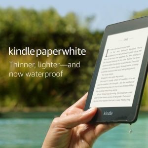 Best tablet for reading - Kindle Paper white 4