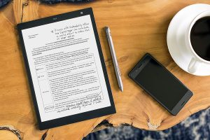 Best tablet for reading - Sony Digital Paper System