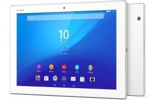 Best tablet for reading - Sony xperia z4