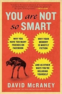 Best Books Everyone Should Read - You Are Not So Smart
