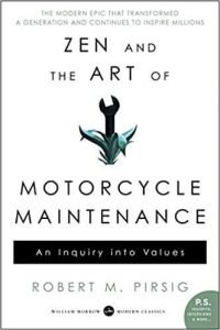 Best Books Everyone Should Read - Zen and the Art of Motorcycle Maintenance