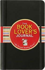 perfect gift for book lovers - book lovers journal