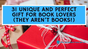 perfect gift for book lovers