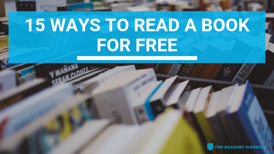 read a book for free